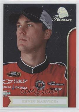 2011 Press Pass Premium #16.1 - Kevin Harvick