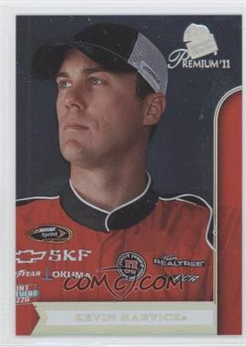 2011 Press Pass Premium #16.2 - Kevin Harvick