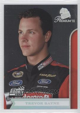 2011 Press Pass Premium #3.2 - Trevor Bayne