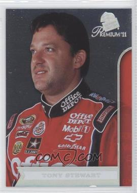 2011 Press Pass Premium #33 - Tony Stewart
