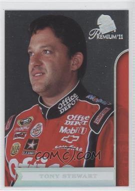 2011 Press Pass Premium #33.2 - Tony Stewart