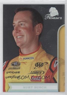 2011 Press Pass Premium #7.1 - Kurt Busch
