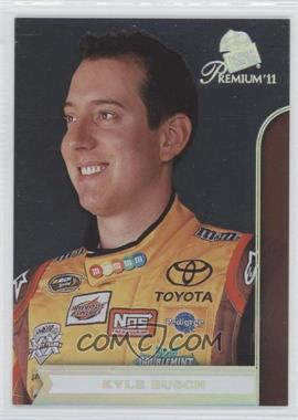 2011 Press Pass Premium #8.1 - Kyle Busch