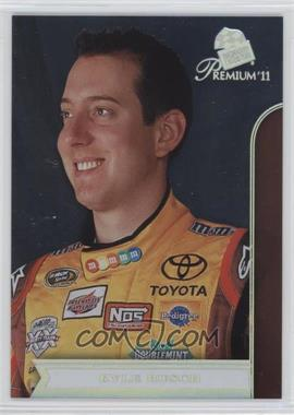 2011 Press Pass Premium #8.2 - Kyle Busch