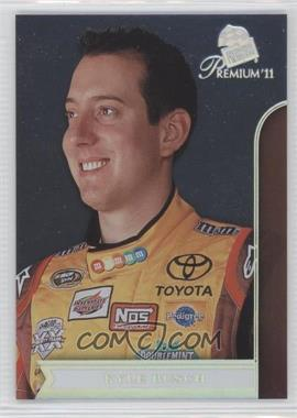 2011 Press Pass Premium #8.2 - Kyle Busch