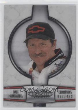 2011 Press Pass Showcase Champions Silver #CH 11 - Dale Earnhardt /499