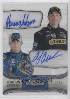 2011 Press Pass Showcase Classic Collections Teammate Ink Silver [Autographed] #CCI-RPM - Marcos Ambrose, AJ Allmendinger /25