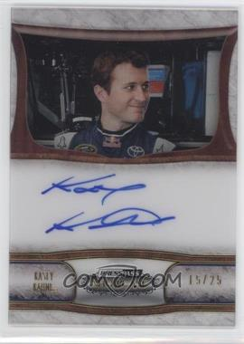 2011 Press Pass Showcase Elite Exhibit Ink Gold [Autographed] #EEI-KK - Kasey Kahne /25