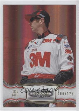 2011 Press Pass Showcase Gold #11 - Greg Biffle /125