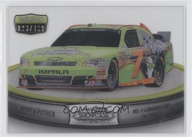 2011 Press Pass Showcase Showroom Silver #SR 8 - Danica Patrick /499