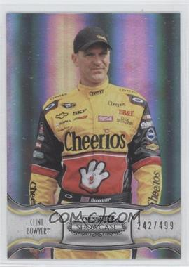 2011 Press Pass Showcase Silver #12 - Clint Bowyer /499