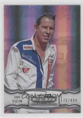 2011 Press Pass Showcase Silver #30 - David Pearson /499
