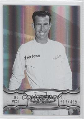 2011 Press Pass Showcase Silver #32 - Ned Jarrett /499