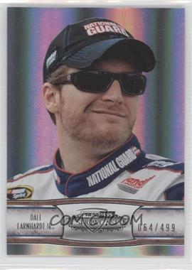 2011 Press Pass Showcase Silver #34 - Dale Earnhardt Jr. /499