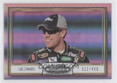 2011 Press Pass Showcase Silver #46 - Carl Edwards /499