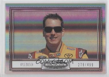 2011 Press Pass Showcase Silver #48 - Kyle Busch /499