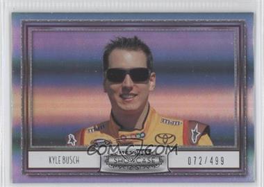 2011 Press Pass Showcase Silver #48 - Kyle Busch /499