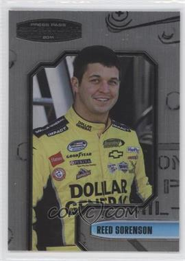 2011 Press Pass Stealth #64 - Reed Sorenson