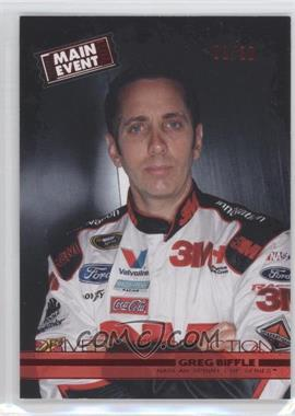 2011 Wheels Main Event - [Base] - Red #4 - Greg Biffle