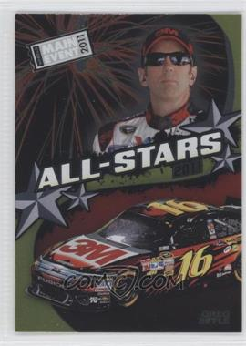 2011 Wheels Main Event [???] #A5 - Greg Biffle