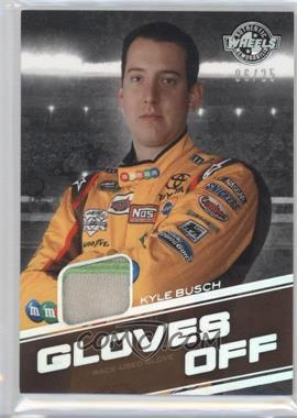 2011 Wheels Main Event [???] #GO-KYB - Kyle Busch /25