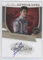 Landon Cassill /150