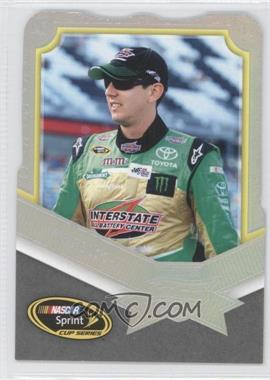 2012 Press Pass Fanfare Die-Cut Holo #10 - Kyle Busch