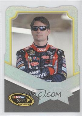 2012 Press Pass Fanfare Die-Cut Holo #16 - Jeff Gordon