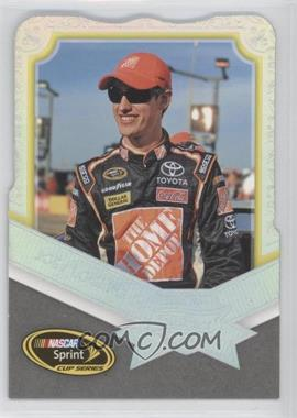 2012 Press Pass Fanfare Holo Die-Cut #26 - Joey Logano