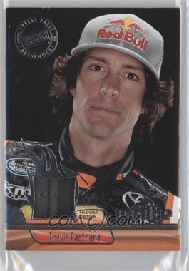2012 Press Pass Ignite Materials Silver #IM-TP - Travis Pastrana