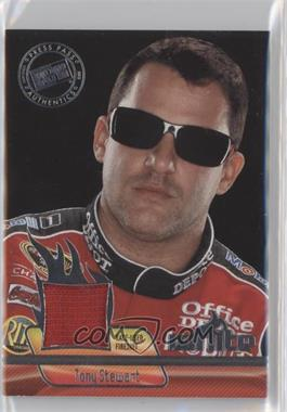 2012 Press Pass Ignite Materials Silver #IM-TS2 - Tony Stewart