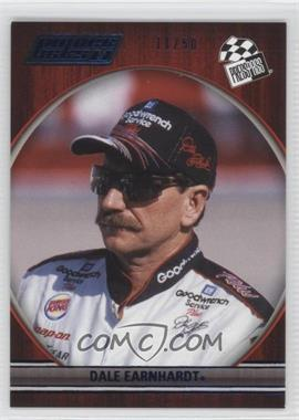 2012 Press Pass Power Picks Blue #17 - Dale Earnhardt /50