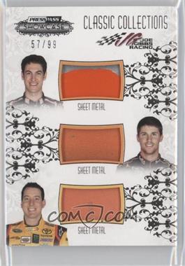2012 Press Pass Showcase Classic Collections Teammate Memorabilia #CCM-JGR - [Missing] /99