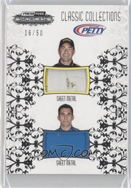 2012 Press Pass Showcase Classic Collections Teammate Memorabilia #CCM-RPM - [Missing] /99