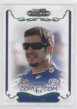 2012 Press Pass Showcase Green #21 - Martin Truex Jr. /5