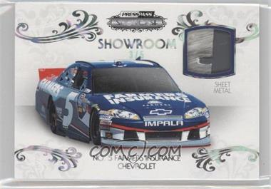 2012 Press Pass Showcase Showroom Melting Foil Sheet Metal [Memorabilia] #SR-KK - Kasey Kahne /5