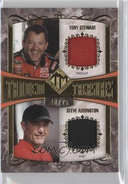 2012 Press Pass Total Memorabilia - [???] #TT-TSSA - Tony Stewart /75