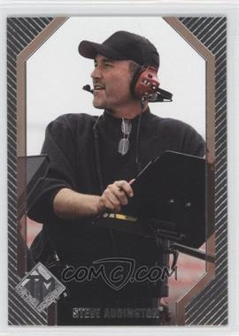 2012 Press Pass Total Memorabilia [???] #46 - Steve Addington