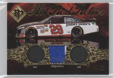 2012 Press Pass Total Memorabilia [???] #N/A - Kevin Harvick /50