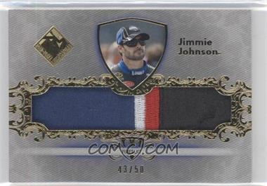 2012 Press Pass Total Memorabilia [???] #TM-JJ - Jimmie Johnson /50