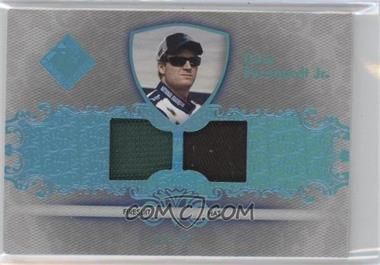 2012 Press Pass Total Memorabilia Dual Swatch Holofoil #TM-DEJ - Dale Earnhardt Jr. /25