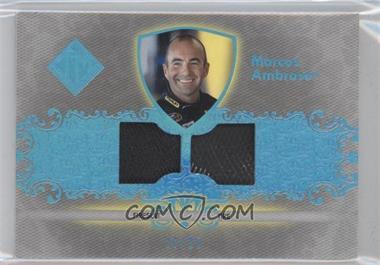 2012 Press Pass Total Memorabilia Dual Swatch Holofoil #TM-MA - Marcos Ambrose /25
