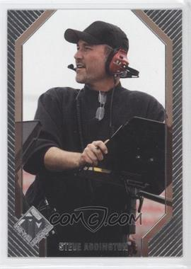 2012 Press Pass Total Memorabilia #46 - Steve Addington