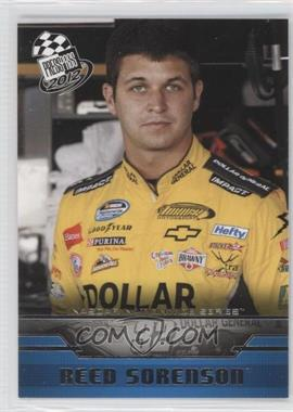 2012 Press Pass #44 - Reed Sorenson