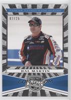 Hal Martin /25