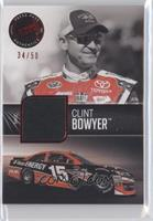 Clint Bowyer /50