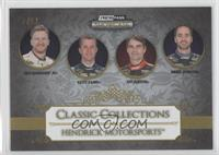 Dale Earnhardt Jr., Kasey Kahne, Jeff Gordon, Jimmie Johnson /99