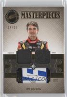 Jeff Gordon /25
