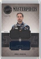 Jimmie Johnson /75