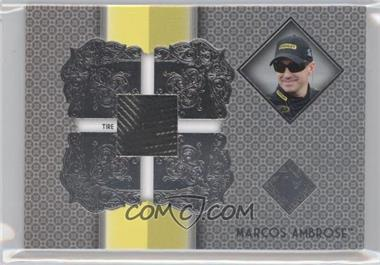 2013 Press Pass Total Memorabilia Single Memorabilia #TM-MA - Marcos Ambrose